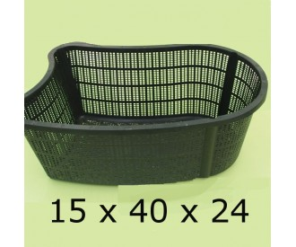 Panier 15x40x24