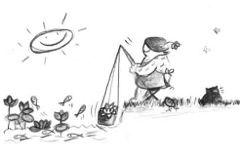 un dessin de Patricia Beucher
