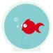 les poissons dans le bassin