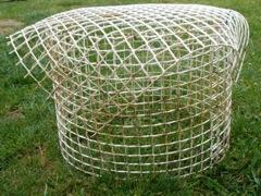cage-protection des plantes
