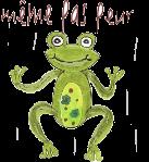 l'agilité de la grenouille
